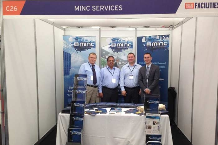 Minc's Sydney Total Facility Management Show a success