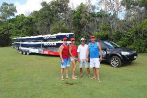 Noosa Outriggers Sponsorship